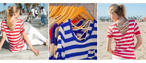 Shopping in Venice: 'Shopping for Stripes'