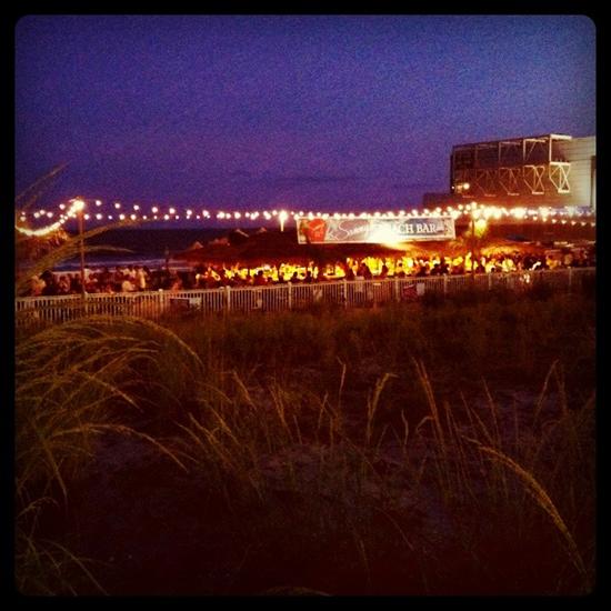 Beach Bar Atlantic City