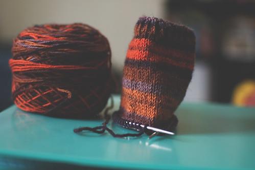 221.365: the sock beginning