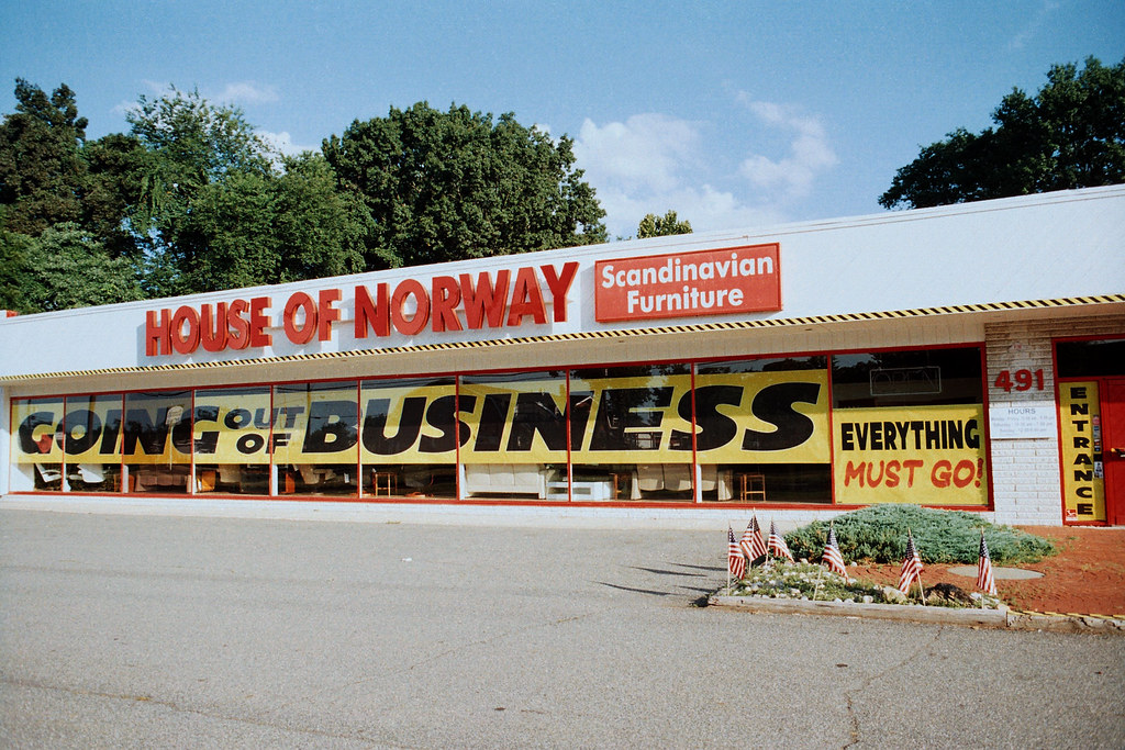 House of Norway - Going Out of Business