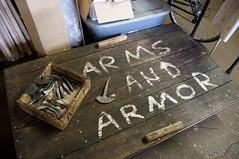 Cart (Minnesota Niche) Tags: armsarmor