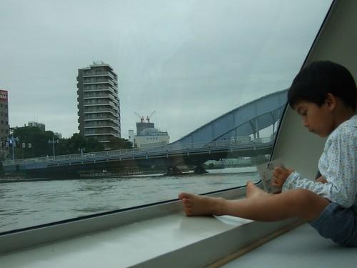 0882 - 16.07.2007 - Crucero rio Sumida