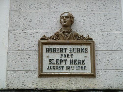 Robert Burns Connection, Falkirk