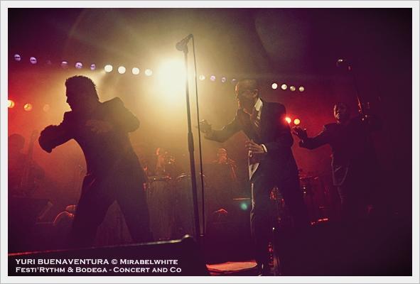Yuri BUENAVENTURA - CONCERT AND CO - Festi'Rythm & Bodega 2011