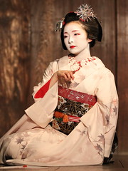 Odori (Teruhide Tomori) Tags: japan dance kyoto stage traditional maiko   gion miyagawacho   colorphotoaward earthasia toshimana
