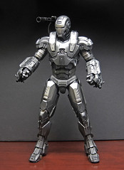 "Custom Hot Toys War Machine • <a style=""font-size:0.8em;"" href=""http://www.flickr.com/photos/7878415@N07/6195554421/"" target=""_blank"">View on Flickr</a>"