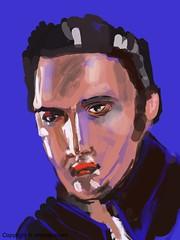 Elvis -celebrity challenge challenge