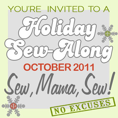 Sew,Mama,Sew! Holiday Sew-Along