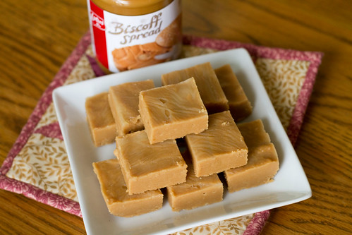 Biscoff Fudge - 6