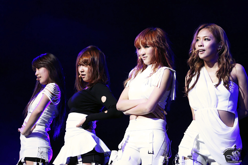 Miss A Singapore Showcase