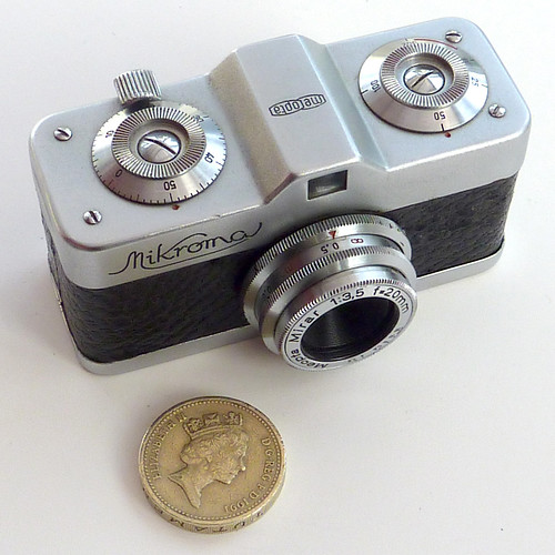 Mikroma miniature camera by pho-Tony