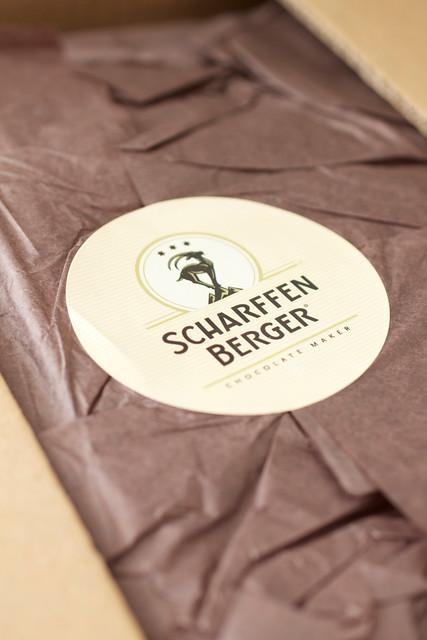 Scharffen Berger giveaway