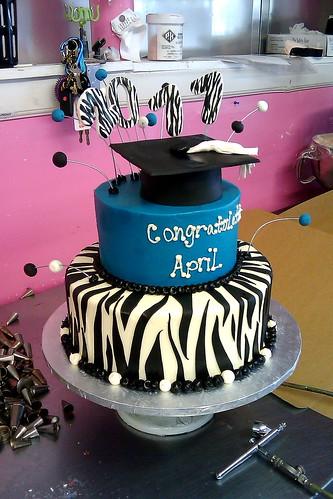 Graduation cake July02