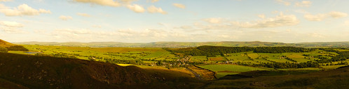 Pendle panorama