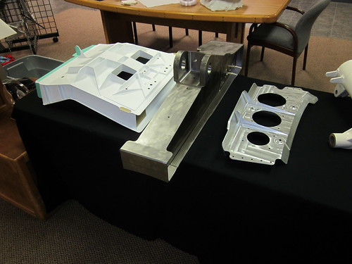Parts made by Pro-Fab for the F-35, SD001273