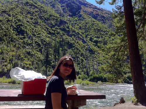 Wenatchee River Picnic