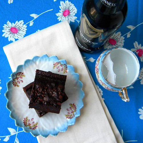 Guinness Brownies 2