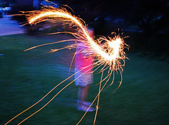 Canada Day Sparklers 4 by Clover_1