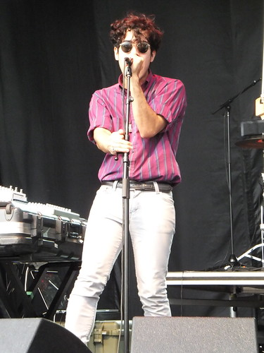 Neon Indian at Ottawa Bluesfest 2011