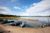 Barcos na Lagoa de Óbidos , Óbidos (CCDR - Centro / Região Centro de Portugal) Tags: óbidos patrimónionatural barcos lagoadeóbidos 101208 ic101208 projectoimagensdocentro incentro1012