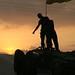Mais um pôr-do-sol