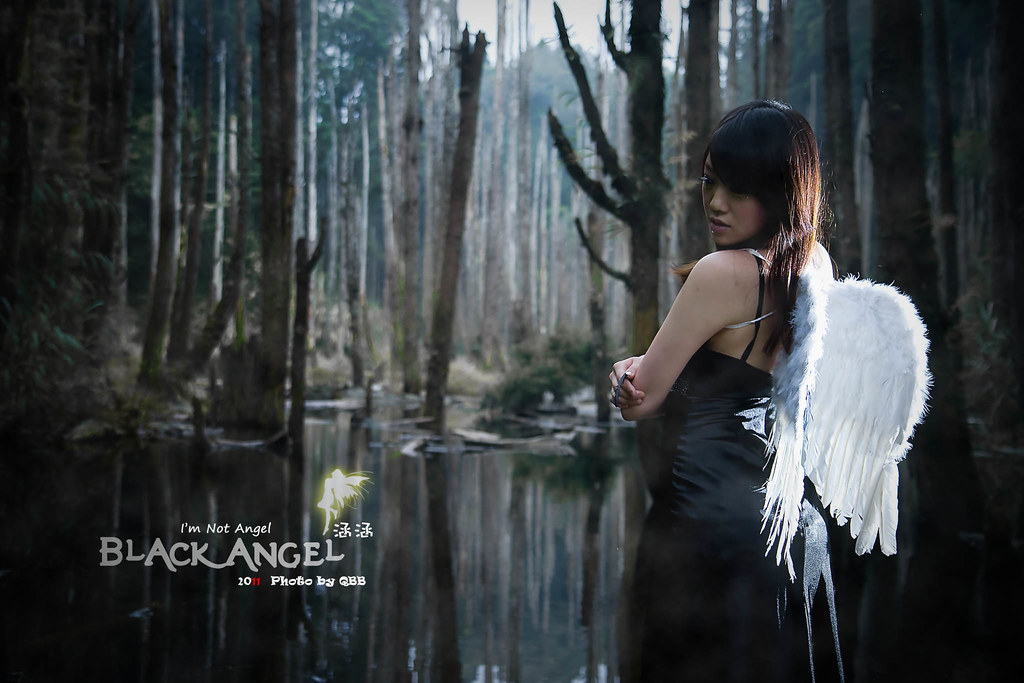~*Black Angel 涵涵*~