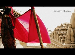 (Sourav_Khanra) Tags: red people india man color canon river photography eos candid varanasi incredible uttarpradesh 50d 1855mmf3556 souravkhanra