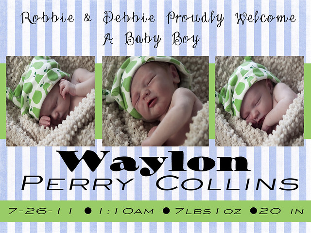 Announcement 11-07-01 Baby Waylon-46a