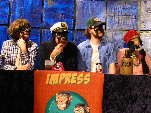 Impress These Apes Season 6 Show 1