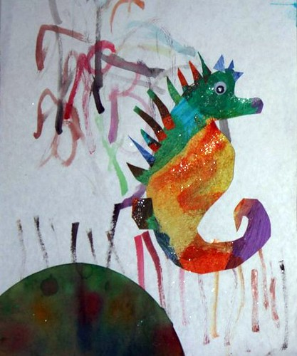 Mr. Seahorse