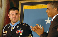 Medal of Honor: Sgt. 1st Class Leroy A. Petry (The U.S. Army) Tags: infantry award hero rangers usarmy moh valor medalofhonor petry sfcpetry