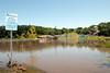 weather permitting (FSHMNKY) Tags: flooding flood iowa ames waterslide waterpark 2010 weatherpermitting furmanaquaticcenter