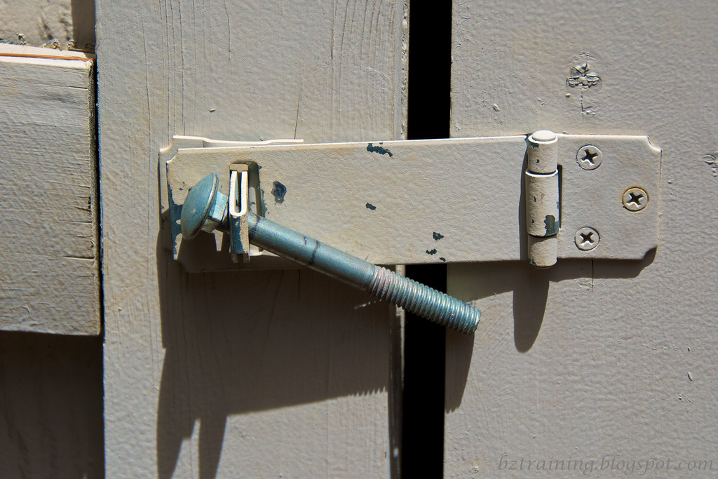 Shed Latch