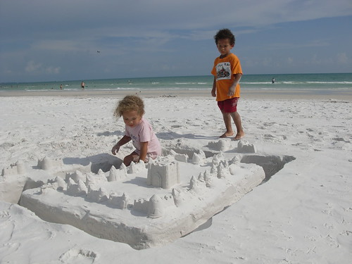Cool Sandcastle