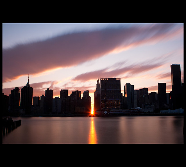 Manhattanhenge 2011 | nrbelex