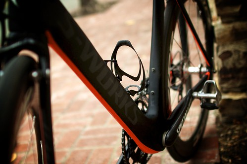 Mclaren Venge: In Monterey Downtube