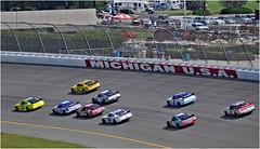 MI Speedway Race Track