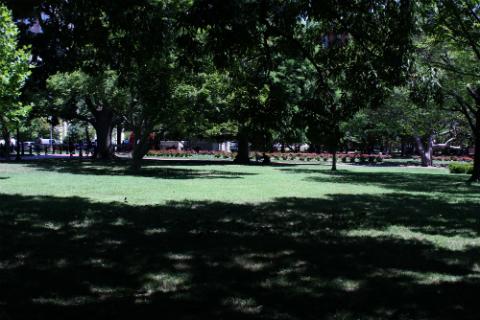 Lafayette Park July 14 2011