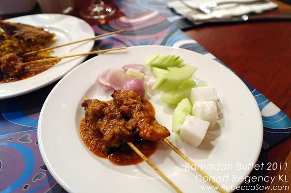 Dorsett Regency KL - Ramadan buffet-73