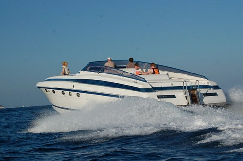 Featured Ibiza boat: Cherokee 60 by Navegarte