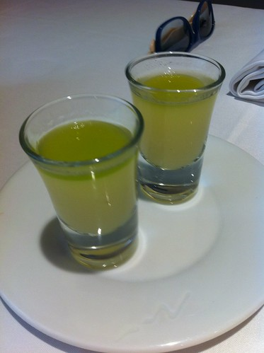 Vic | Restaurant del Casino | Sopa de melón