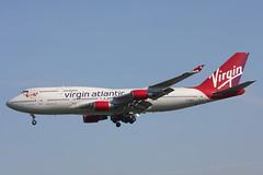 G-VHOT Boeing 747-4Q8 Virgin Atlantic (pslg05896) Tags: heathrow boeing747 lhr virginatlantic egll gvhot
