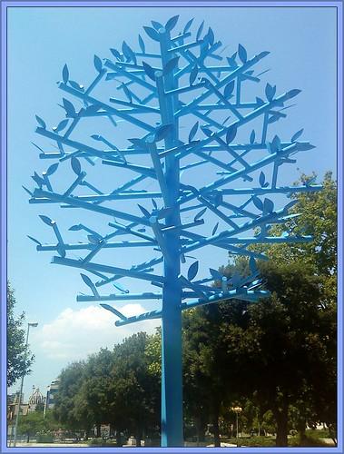 plavo stablo by XVII iz Splita