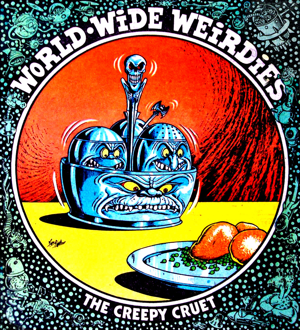 Ken Reid - World Wide Weirdies 79