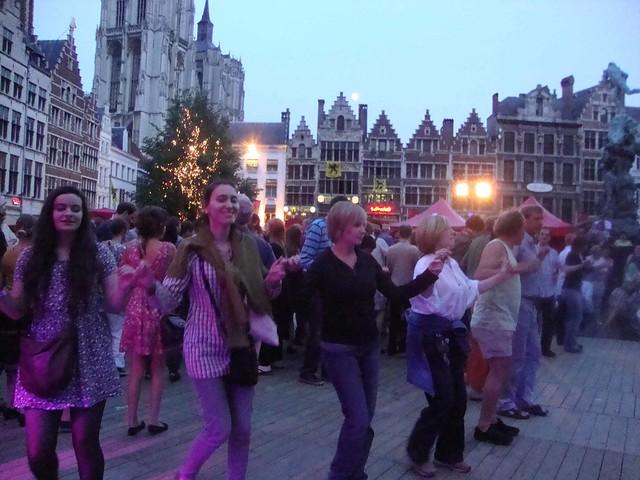 Antwerpen 11 juli 2011 - 21