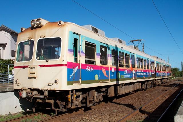 銚子電鉄 2000形