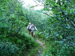 Chemin du col montée au col d Basmont 015