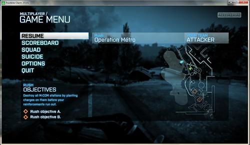 Battlefield 3 Alpha