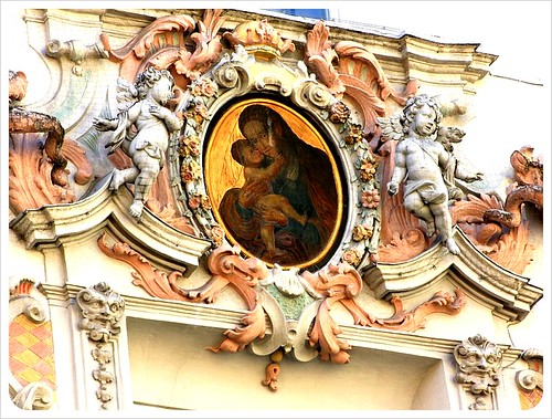 Innsbruck fresco