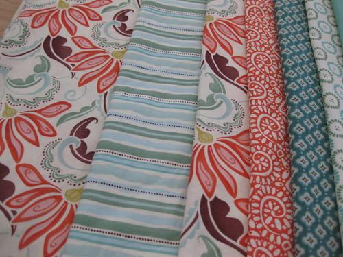 The fabrics